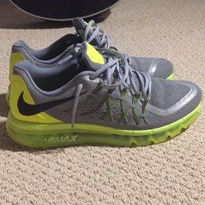 Nike Shoes - 20th anniv. 3M airmax 2015. Size 10.5 9/10 condo